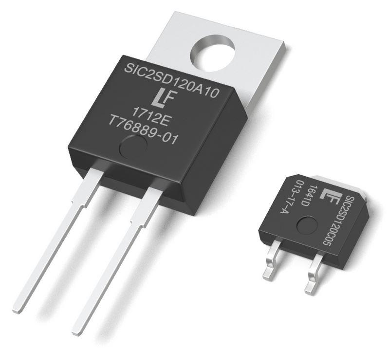 LITTELFUSE - GEN2碳化矽肖特基二極體 ( SiC Schottky Diode) LSIC2SD120A10