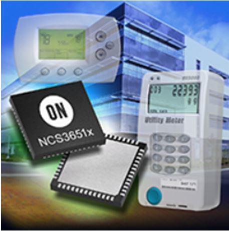 基于2.4兆赫(GHz)IEEE 802.15.4-2006标准的低功耗系统单芯片(SoC) NCS36510
