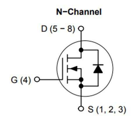 功率MOSFET (60 V,6.5 m,70 A,单N通道) NTTFS5C670NL