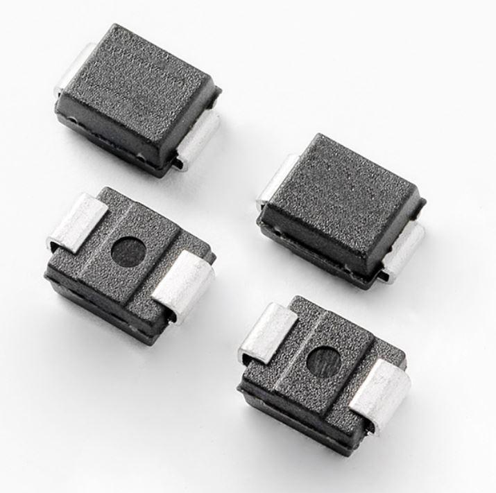 LITTELFUSE - TPSMB系列 用于高达500A/CA 600W高电压的SMB 車用級TVS
