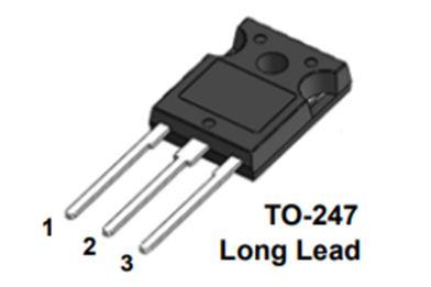 碳化硅肖特基二極管 1200 V,20 A FFSH20120ADN