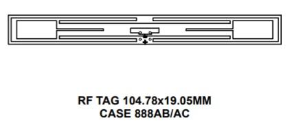 SPSXF001 用於間接濕度傳感的智能無源傳感器