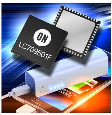 智能充電控制器 LC709501F