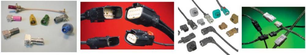 Molex FRKRA, MX150, HSAutoLink, Muzi P25, ValuSeal Connector