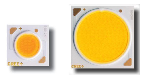CREE XLAMP® CXA2 LED ARRAYS: PREMIUM COLOR
