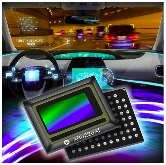CMOS數字圖像傳感器,4.2μmBSI像素,1 / 1.8英寸 AR0220AT
