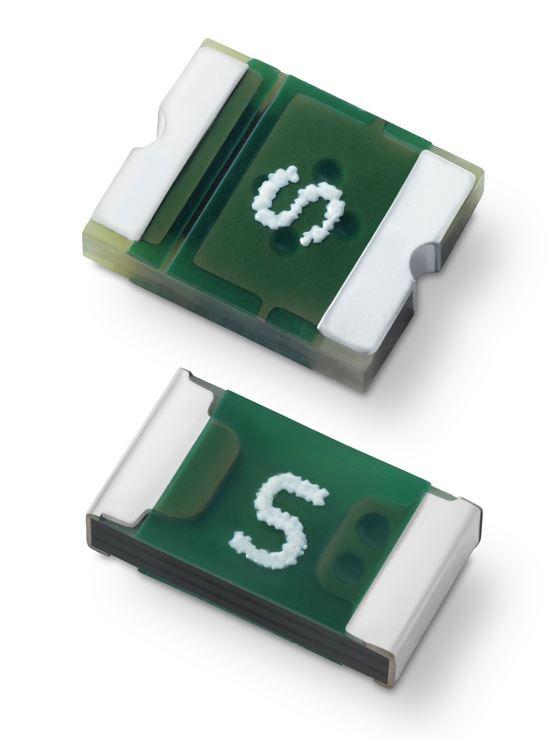 LITTELFUSE - LoRho SMD 系列 - 用於充電線保護的PolySwitch封裝PPTC