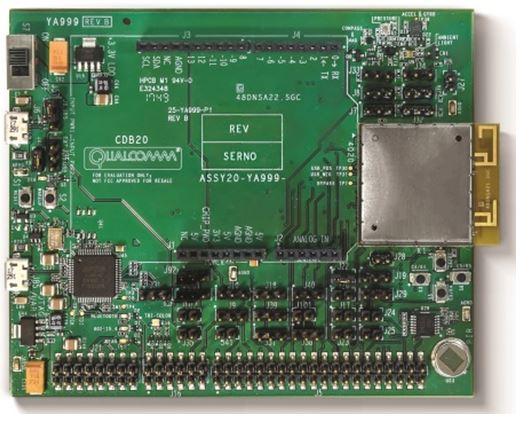 Qualcomm 智慧家庭環境監控閘道器 QCA4020