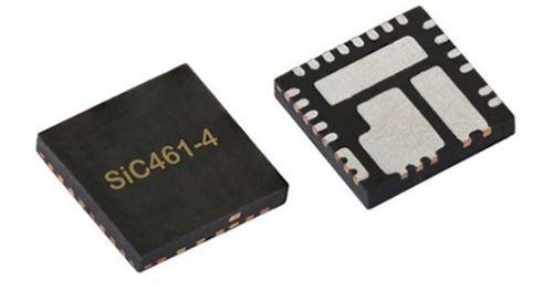 4.5 V to 60 V Input, 2 A, 4 A, 6 A, 10 A microBUCK® DC/DC Converter SIC46X