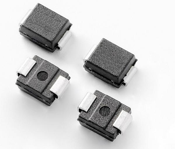 TPSMB系列 用於高達500A/CA 600W高電壓的SMB 車用級TVS