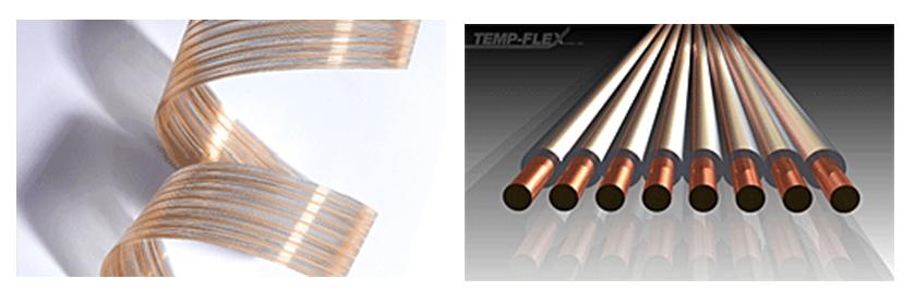 Molex - Temp-Flex™ MediSpec™ 高密度微型帶狀電纜