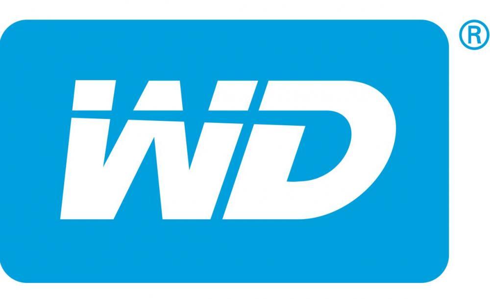 Western Digital (WD) Logo