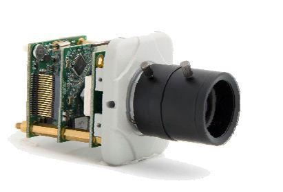 NXP IP Camera SoC ASC8850。