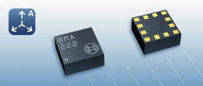 Bosch G-Sensor (BMA222E)