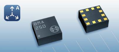 Bosch G-Sensor (BMA250E)