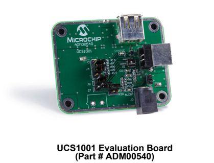 UCS1001-3/4评估板照片: