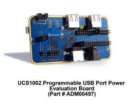 UCS1002-2评估板照片: