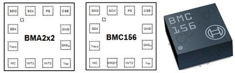 Bosch Sensortec BMC156