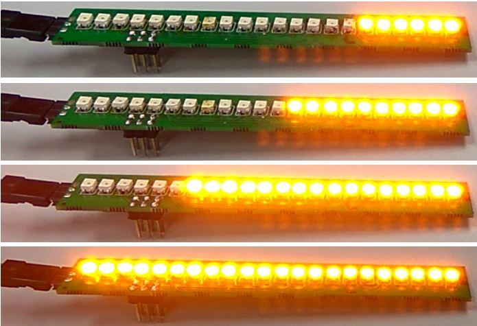 品佳集團力推基於Microchip MCU及OSRAM LED 的汽車流水轉向燈方案