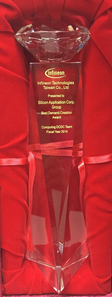Best Demand Creation Award