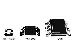 Very high accuracy (25 μV) high bandwidth (3 MHz) zero drift 5 V dual operational amplifiers
