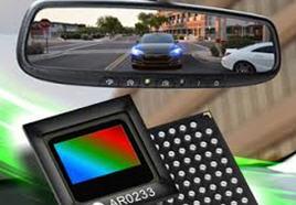 友尚推出安森美半導體AR0233AT的先進架駛輔助系統解決方案